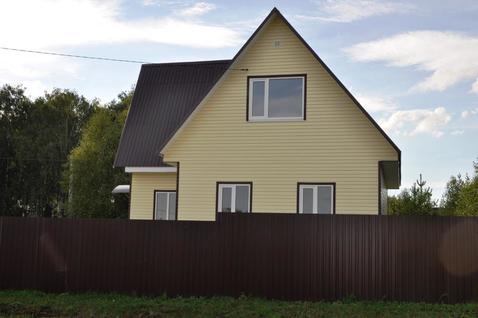 Жилой дом 105 кв.м. на участке 9 соток в деревне Бережки г.Киржач. - Фото 3