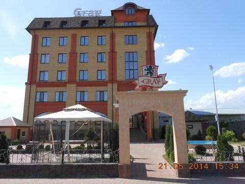 Гостиница и ресторан на з/у, 3631,3 кв.м. - Фото 1
