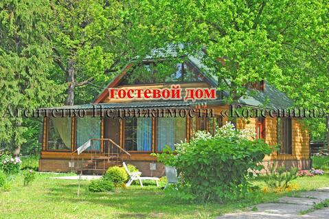 Никольские Дворы. Усадьба из трех домов на эксклюзивном лесном участке - Фото 2