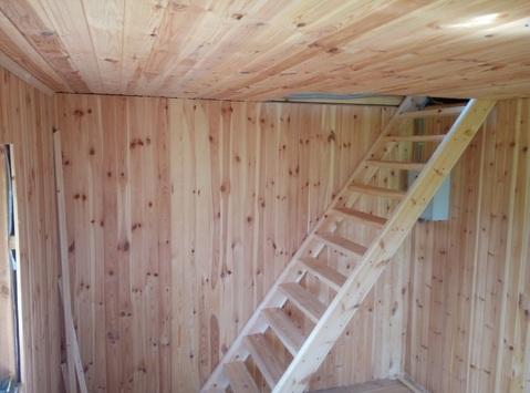 Продам участок с новым домом в СНТ Корабел, Балахнинский р-н - Фото 5