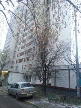 2-к. квартира, м. Багратионовская, Кастанаевская ул, д 16 кор. 1 - Фото 1
