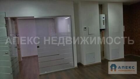 Аренда офиса 150 м2 м. Рижская в бизнес-центре класса В в Мещанский - Фото 3