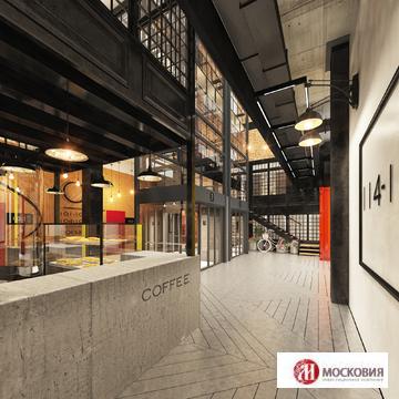 Лофт в центре Москвы, 38 кв.м, метро Бауманская, ЦАО - Фото 4