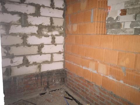 Кирпичный дом (недострой) 280 кв.м д. Поповка Чеховский р-н - Фото 4