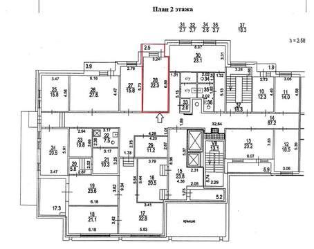 Предлагаем в аренду помещение под офис 22,3 кв.м - Фото 1