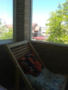 Сдам 1 к/к студия посуточно Севастополь р-н Малахов Курган - Фото 5