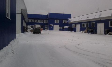 Производственное помещение на огороженной охраняемой территории - Фото 4