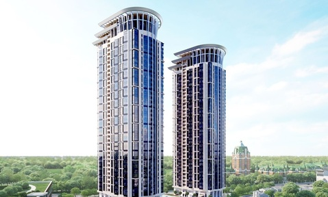 Предлагается в продажу прекрасная, видовая квартира на 30 этаже корпус - Фото 1