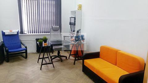 Недорогой офис 20,5 кв.м. на 1 этаже в особняке хiх века на ул.М.Го. - Фото 4