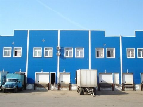 Сдам складское помещение 9148 кв.м, м. Бухарестская - Фото 4