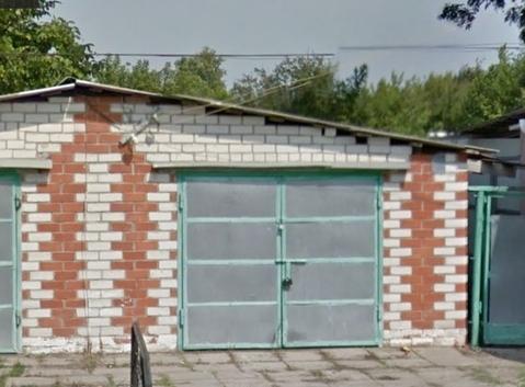 Продаю: отдельный гараж, 25 кв.м, село Хохлово - Фото 1