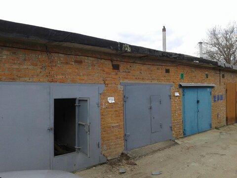 Капитальный гараж в г. Ожерелье, ГСК «Нива» - Фото 2