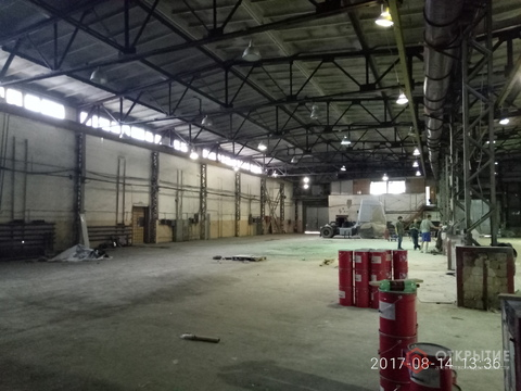 Склад (производство) на Н.Островского (2200кв.м) - Фото 3