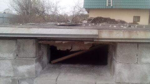 Участок с баней, гаражом и фундаментом - Фото 4