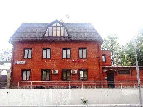 Продается отдельно стоящее здание по адресу г. Москва ул.Правобережная - Фото 1