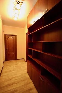 Аренда - 3х ком. квартира с евроремонтом м. Славянский бульвар - Фото 4