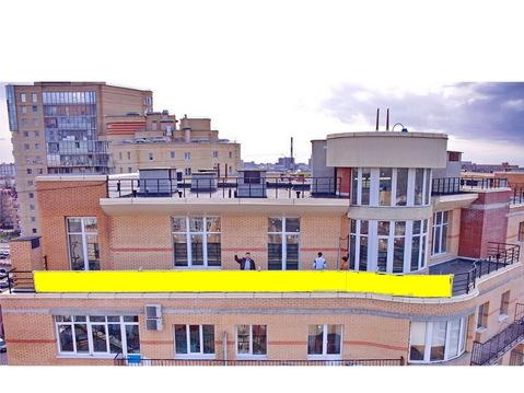 Продажа 420 кв.м пентхаус с террасой, башней высокими потолками в спб - Фото 5