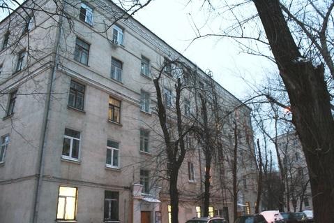 3-комн. квартира в фасадном сталинском доме около м. Рязанский . - Фото 2