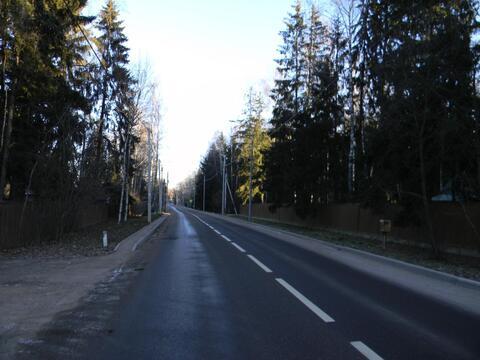 Участок 6 сот. , Боровское ш, 18 км. от МКАД. - Фото 1