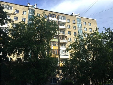 Продается 2-х (двухкомнатная) квартира на ул. Б. Черемушкинская 3к2 . - Фото 1