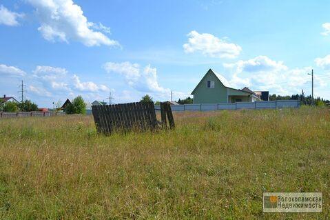 Земельный участок! 15 соток, в г. Волоколамске, на ул.Сосновая - Фото 4