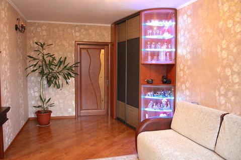 3-к квартира с ремонтом в новом доме, 3 мин до ст.м. Алма-Атинская - Фото 4