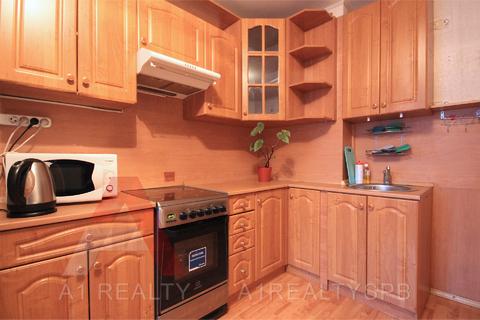 Пп однокомнатная квартира 46 кв.м. в кирпичном доме 5мин метро купчино - Фото 3