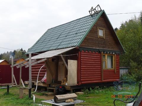 """Дача 50 кв.м. в СНТ """" Луч """". - Фото 1"""