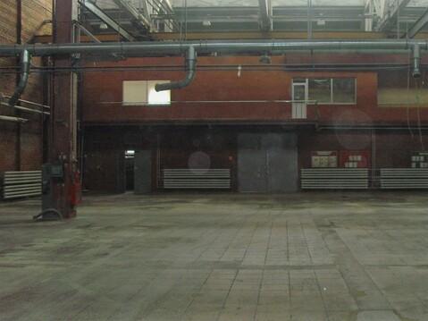 Производственное помещение 750 м2 - Фото 1