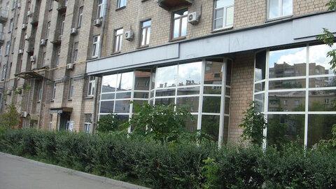 М.Беговая 7 м. п. Москва: ул. Беговая, д. 7. Сдается псн 1/7 920 кв.м - Фото 1
