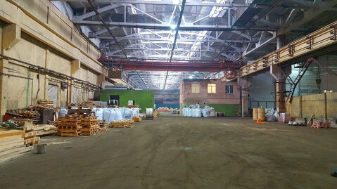 Производственный цех 3,5 тыс кв.м в Иваново - Фото 1