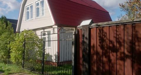 Продажа: дом 77.3 м2 на участке 8 сот, охрана - Фото 1