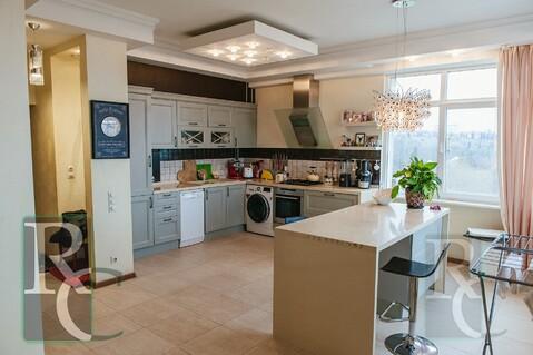 Видовая трехкомнатная квартира в центре Севастополя - Фото 4