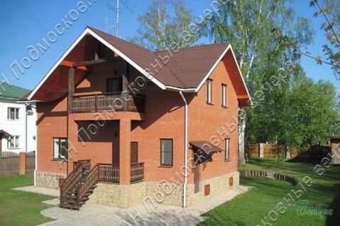 Калужское ш. 16 км от МКАД, Ватутинки, Коттедж 132 кв. м - Фото 1