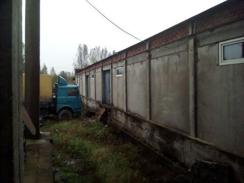 Сдам складское помещение 500 кв.м, м. Звездная - Фото 3