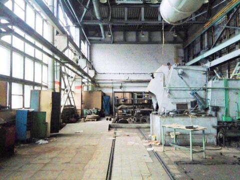 Аренда производства 580 кв.м. возле м.Дубровка - Фото 1