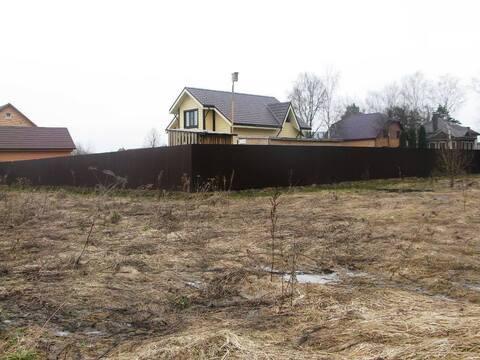 Участок 12,5 соток в деревне Лукошкино - Фото 3