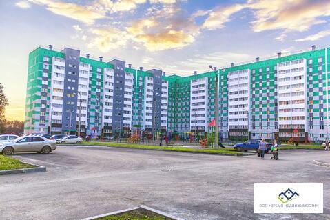 Продам двухкомнатную квартиру Александра Шмакова 26, 60кв.м - Фото 1