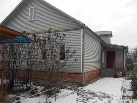 Сдаю автономную часть дома в г. Раменское, ул. Железнодорожная 7 соток - Фото 1
