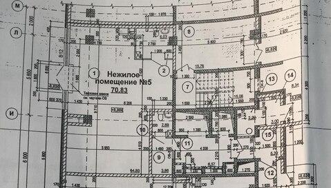 Коммерческое помещение в строящемся доме Чапаева 14а Вега - Фото 1