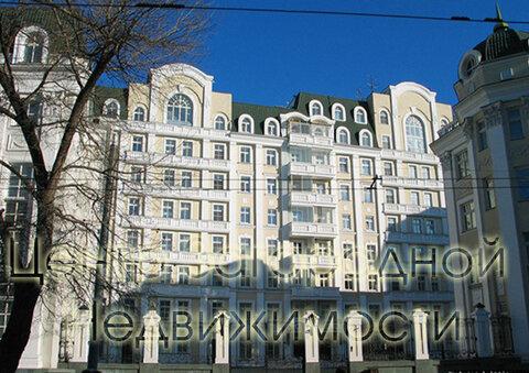 Пятикомнатная Квартира Москва, Остоженка, д.25, стр.1, ЦАО - . - Фото 2