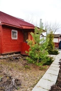 Дом в садоводстве, пос. Пудость, Гатчинский р-н - Фото 1