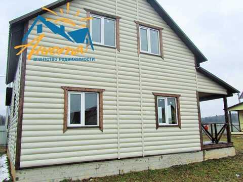 Новый дом в близи озера с газом в Совхозе Победа Жуковского района - Фото 5