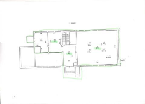 Торговое помещение 500 кв.м. Солнечногорск - Фото 1