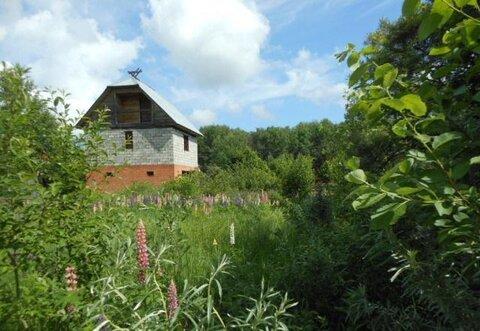 Земельный участок 10 соток с дачным домом в Зверево, Новая Москва - Фото 1