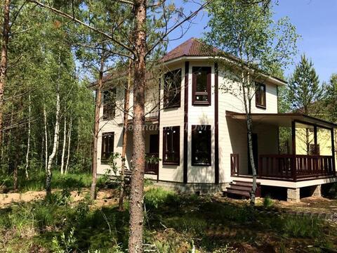 Новый дом в соснах у реки в селе Купанское - Фото 5