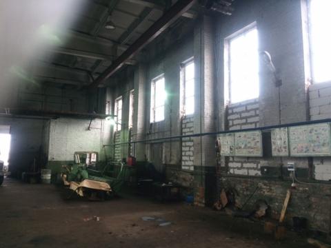Производственное отапливаемое помещение в Колпино 1500м2 с кран-балкой - Фото 5