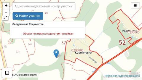 Продажа участка, Корниловка, Навашинский район, Ул. Новая - Фото 3