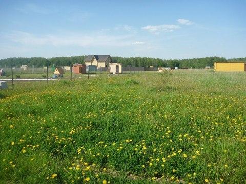 Участок близ озера Нахимовское - Фото 4
