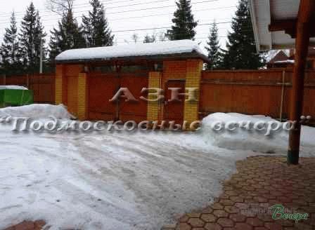 Киевское ш. 35 км от МКАД, Новоглаголево, Коттедж 200 кв. м - Фото 3